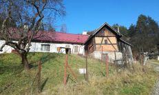 Rodinný dom - chalupa Smolnícka Huta, okres Gelnica.