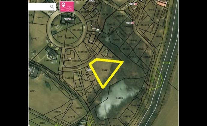Pozemok / pozemky pre rodinné domy v Bojniciach