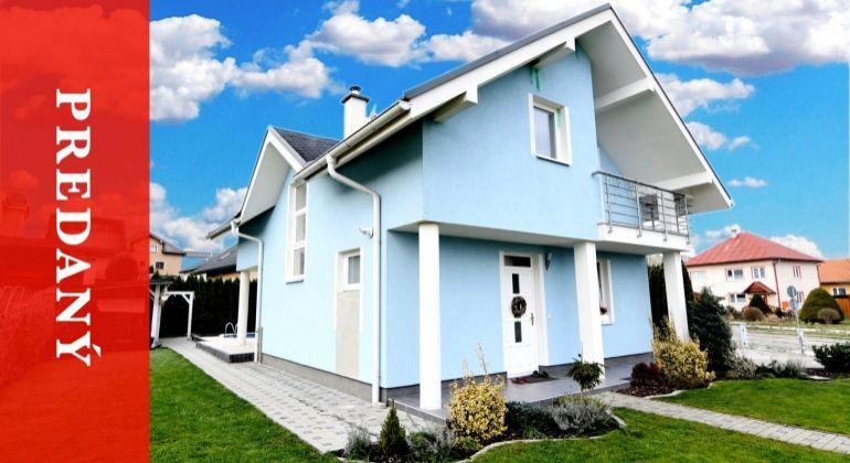 PREDANÝ: Predaj krásneho rodinného domu v Bitarovej