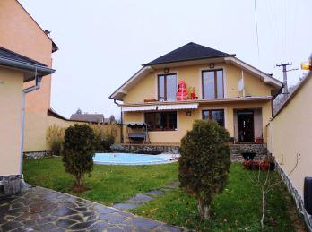 4-i dom, 200 m2, NOVOSTAVBA,pozemok 324m2 terasa, BAZÉN, krb...REZERVOVANÝ