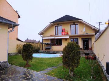 4-i dom, 200 m2, NOVOSTAVBA,pozemok 324m2 terasa, BAZÉN, krb...
