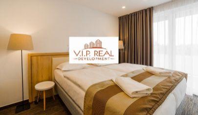Ponúkame na pekný, tichý 2. izbový byt v novostavbe so zariadením na Štefánikovej ulici v Senci.