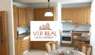 Ponúkame na predaj pekný 3.izbový mezonet , zariadený s výťahom a klímou na Príkopovej ulici v Novom Meste.