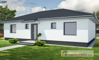 DRK- 4 izbový rodinný dom v TN  na predaj