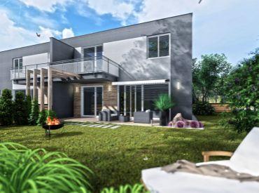 Predaj novostavby RD v  novovzniknutej lokalite Slnečné Lúky v časti Bytčica v meste Žilina, 297 m2, Cena: 189.000 €