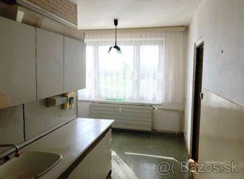 2-i byt, 65 m2,  priestranný byt S LOGGIOU, v zateplenom bytovom dome, VO VYHĽADÁVANEJ ČASTI RÚBANISKA II
