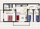 4 izbový byt po komplet. rekonštr., Svidnícka ul.