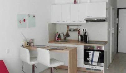 1-izbový byt s loggiou v novostavbe Slnečnice