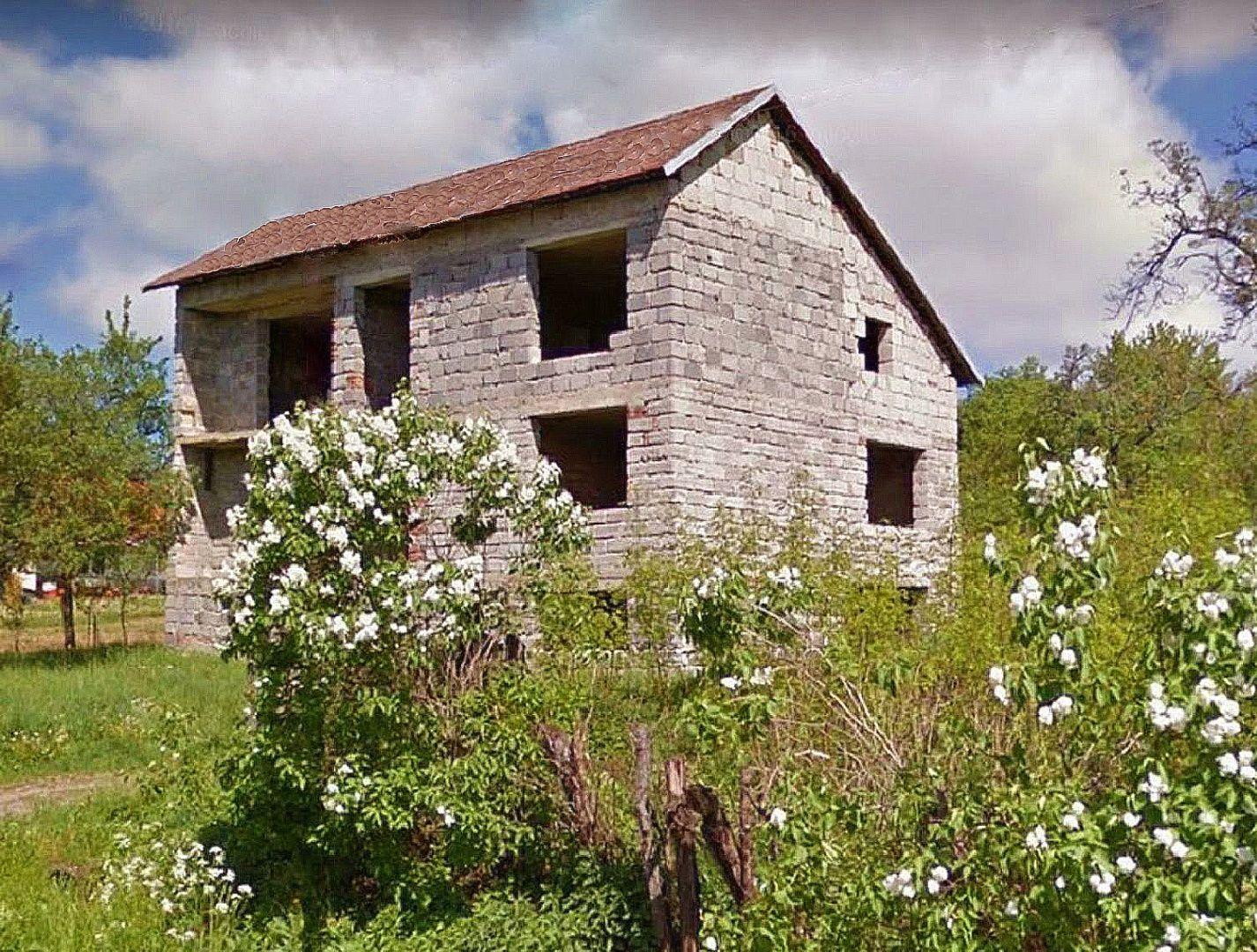 Rodinný dom - hrubá stavba Vyšný Čaj 9e21f0b14ce
