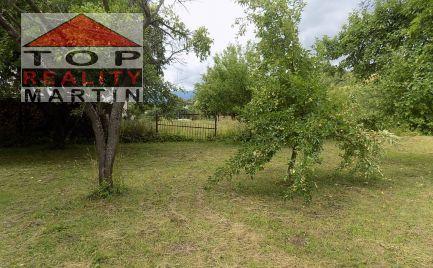 Pozemok od 500 m2 v lokalite Martin - Stráne
