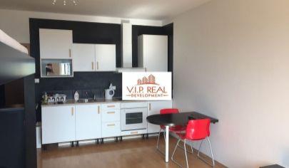 1-izbový byt s loggiou v novostavbe, Vyšehradská, Petržalka