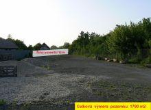 Stavebný pozemok Michalovce