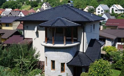 Dvojgeneračný rodinný dom so samostatnými vchodmi