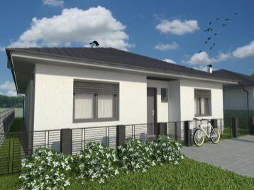 **NOVOSTAVBA: Kvalitné 5 izb. rodinné domy na ul. Pavla Hallona v Malackách!!