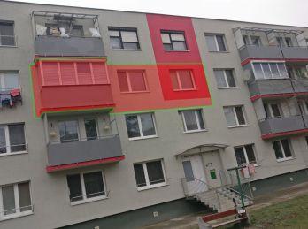 !!! Rezervované !!! 3 izbový byt Spádová ul. Sereď