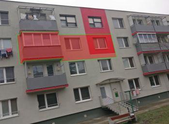 3 izbový byt Spádová ul. Sereď