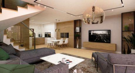 Predaj 4 izbových bytov - mezonetov s terasou Zvolen-Podborová