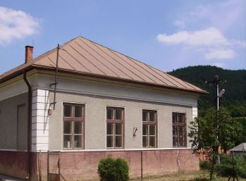 Budova s možnosťou rôzneho využita