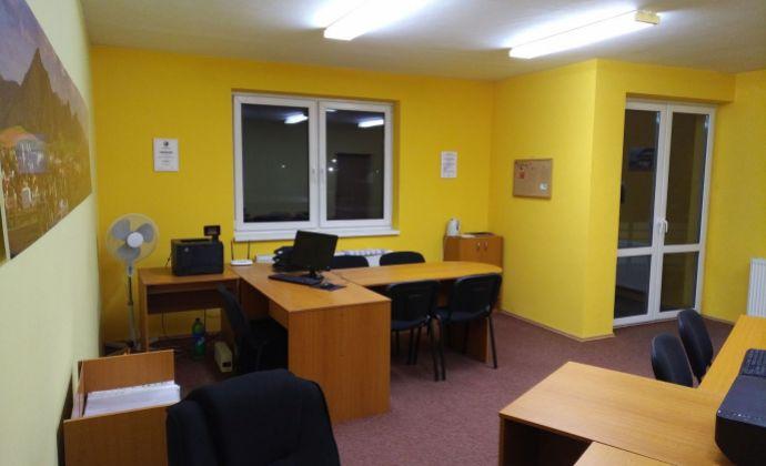 Kancelársky priestor v centre LM na okamžité užívanie