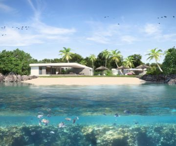 Luxusná vila v exotickom Zanzibare na predaj
