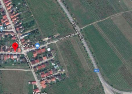 Pozemok pre rodinné domy, Pezinok, 3310m2