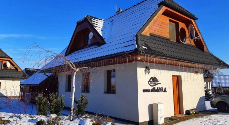 Predaj chata/chalupa, rekreačný domček, 70 m2, Stará Lesná