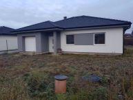 REALFINANC - 100% aktuálny! 4 izbový Rodinný Dom s garážou, Novostavba, zastavaná plocha 152 m2, pozemok 561 m2, Dolné Lovčice !