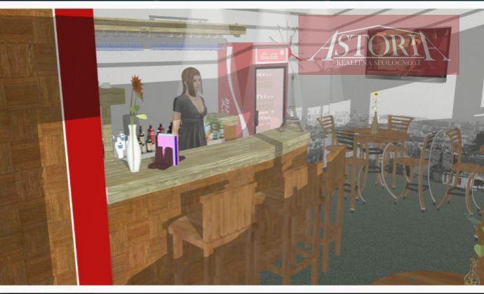 Komerčný priestor prenájom Martin-Priekopa kaviareň STEPHANUS