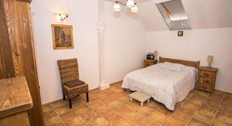 Rekreačný objekt (apartmánová chata) /300 m2, pozemok 3412 m2/ Nitrianska Blatnica