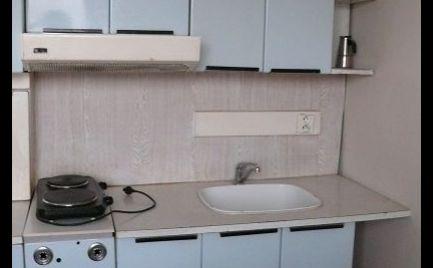 Na prenájom čiastočne zariadený 1-izbový byt v  Šamoríne