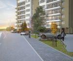 Nový projekt: 2 izbový byt s balkónom, 64 m2, Žilinská ul., Trenčín / Sihoť III