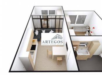 Úplne nový 3 izbový byt