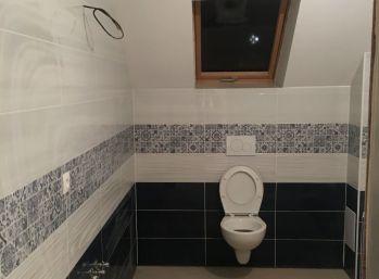 3 izbový byt podkrovný byt v Modre
