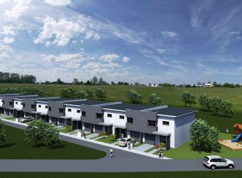 Radové domy Žilina - Mojš 140.000 €- bez DPH, 168.000 €- s DPH