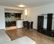 2 izb. byt s balkónom v bytovom komplexe na Kačici