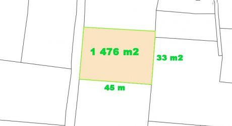 Na predaj pozemok 1 476 m2, Turzovka - Turkov, okres Čadca