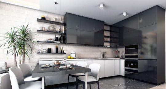 Predaj 3 izbový byt 76 m2 Alanya Kestel Turecko 18216