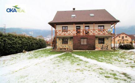 EXKLUZÍVNE !!! Na predaj rodinný dom a penzión v Podbieli