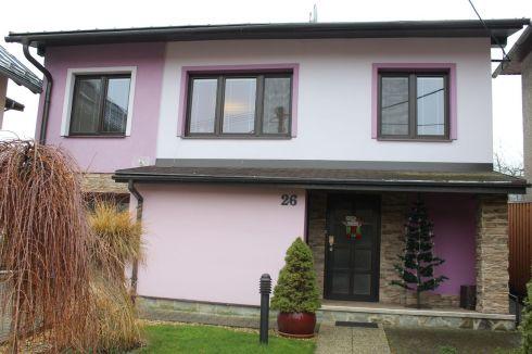 Lukratívny kompletne zariadený rodinný dom