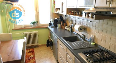 Na predaj 3 izbový byt s balkónom, 74 m2, Trenčín, ul.Šafárikova