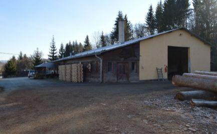 Na predaj drevospracujúci areál