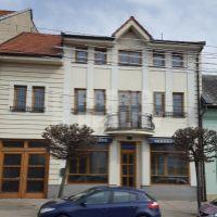 Polyfunkčný objekt, Šahy, 600 m², Novostavba