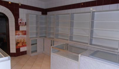 Polyfunkčný objekt – predajňa aprevádzkové priestory Martin - Priekopa