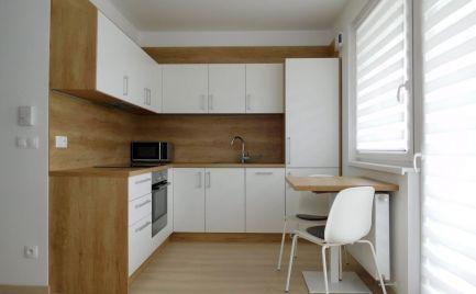 Prenájom 1-izbový byt s loggiou  a parkovacím miestom