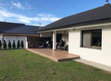 Novostavba rodinný dom bungalov Martin-obec Sklabiňa