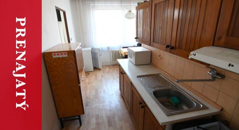 PRENAJATÝ: Prenájom 4i bytu ideálne pre robotníkov