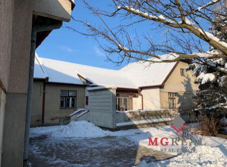 Na predaj rodinný dom v Brodzanoch