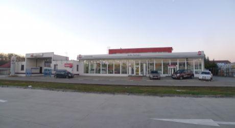 Na predaj obchodný objekt v priem. zóne Tovarník