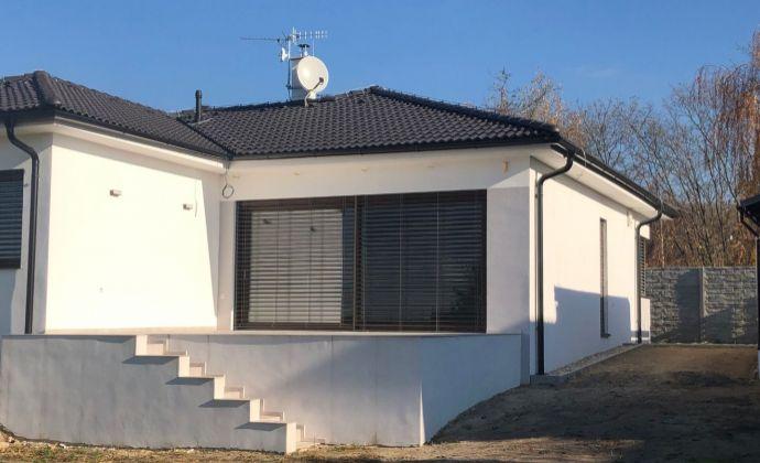 Predaj štýlovej novostavby v Stupave,pozemok 721m2