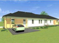 Predaj 4i tehlový RD s 380 m2 pozemkom